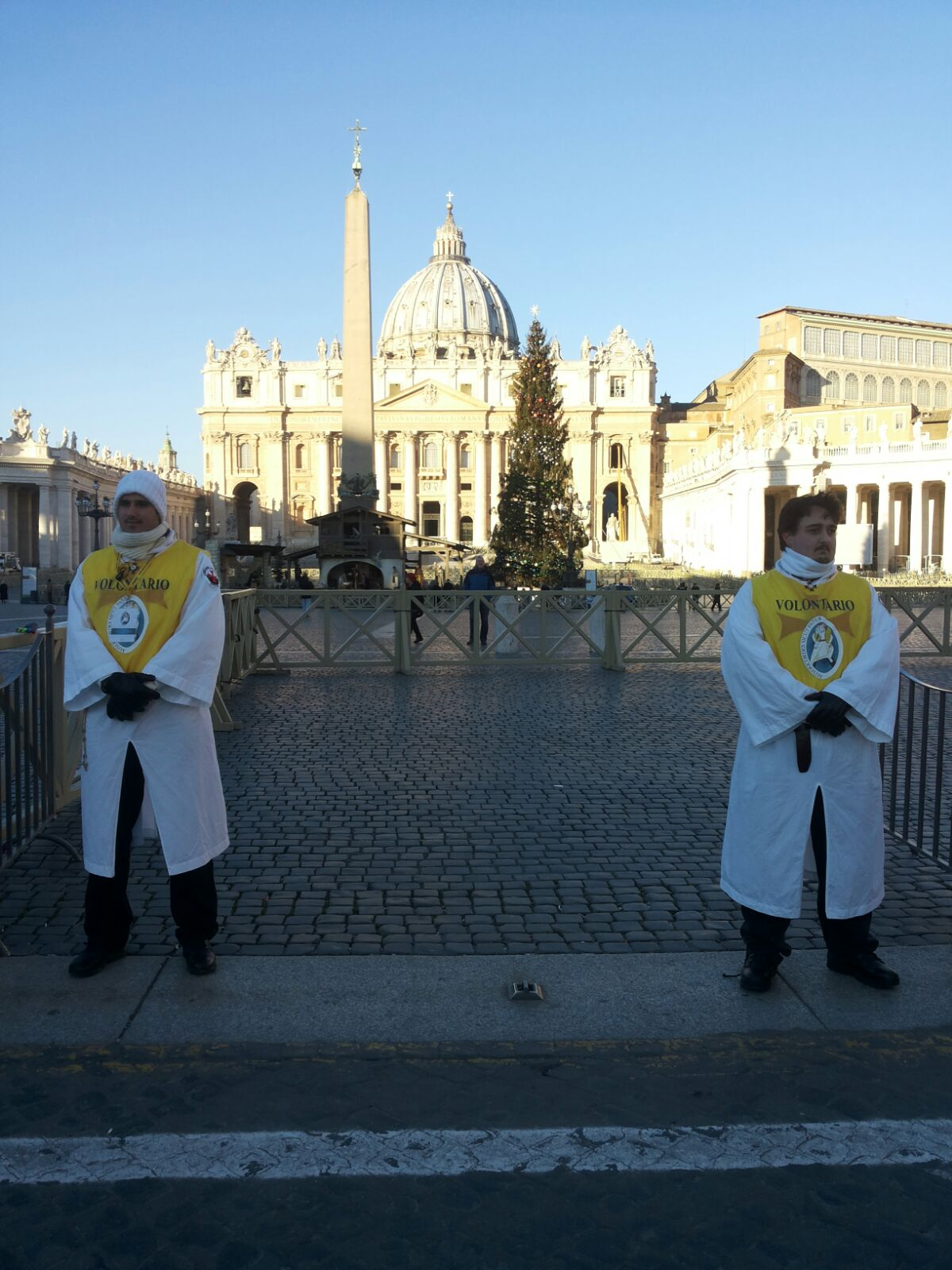 templari giubileo roma
